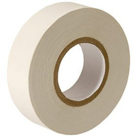 Schneider 20M White PVC Insulated Tape