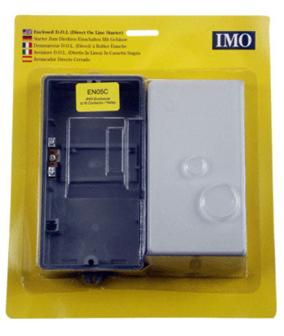 IMO EN05C IP65 SMALL ENCLOSURE   R & B STAR Electrical