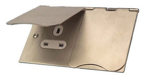 Gu3252wss Ultimate Flat Plate Stainless Steel White Insert 2