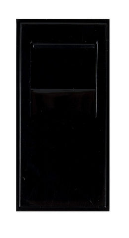 GUE7062B Ultimate euro module black Telephone (BT slave) - 25 x 50mm -