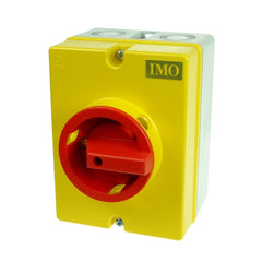 IMO  IS01C 20A 3P ROTARY ISOLATOR