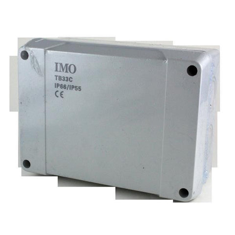 IMO  TB33C 125X167X82 5X8.0 JUNCTION BOX