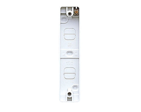 MK - K2152WHI 2gang architrave box
