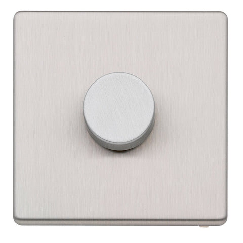 MK K24521BSS - Single Dimmer.2W 60-300W/60-240Va