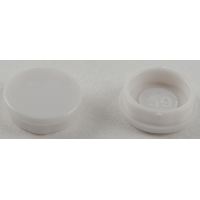 GUMSCO Ultimate white moulded screw cover