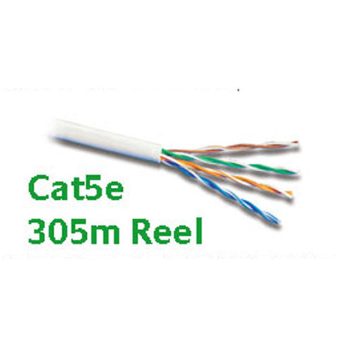 CAT5E  Network Cable UTP 305m Box