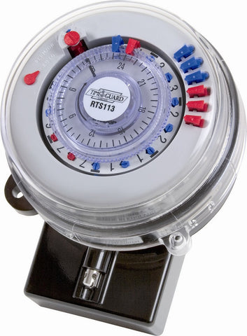 Timeguard - RTS 113Q - 20 Amp Mechanical Quartz