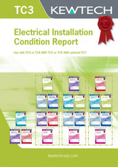 Kewtech - TC3 Electrical Installation condition report