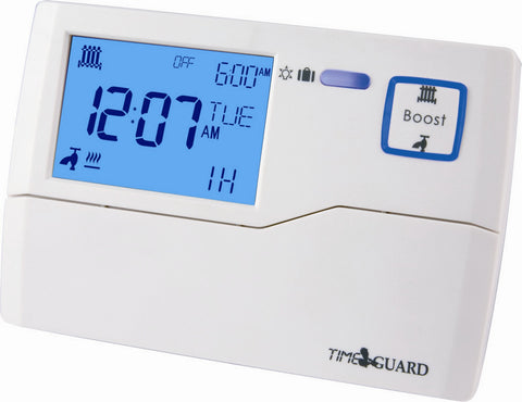 Timeguard - TRT 036 - 7 Day Digital Heating Programmer - Two Channel