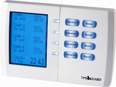 Timeguard - TRT 039 - 7 Day Digital Heating Programmer - Four Channel
