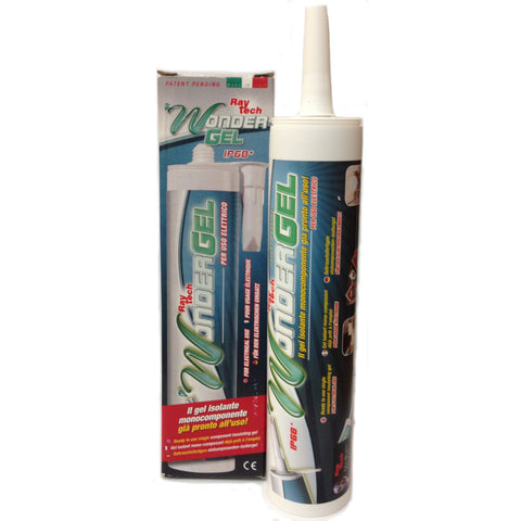 Raytech WonderGel IP68 Insulation Magic Gel for Electrical use 280ml Tube