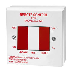 Ei1529RC - 230V Remote Locate, Silence and Test Control Switch
