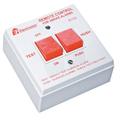 EI152 - 230V Remote Testing and Silencing Control Switch