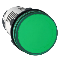 XB7EV03BP GREEN LED 24V DC