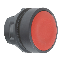 ZB5AA4 RED PUSHBUTTON HEAD