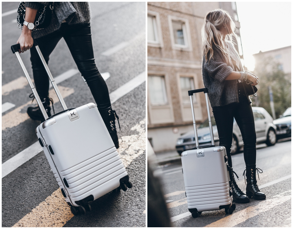 Kaarlo Carry-On Stone Grey