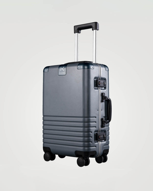 Kaarlo Carry-On Ocean Blue