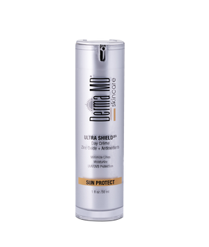 Ultra~shield Spf 30 Creamy Moisturizer