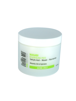 Wasabi Resurfacing Anti-acne Pads
