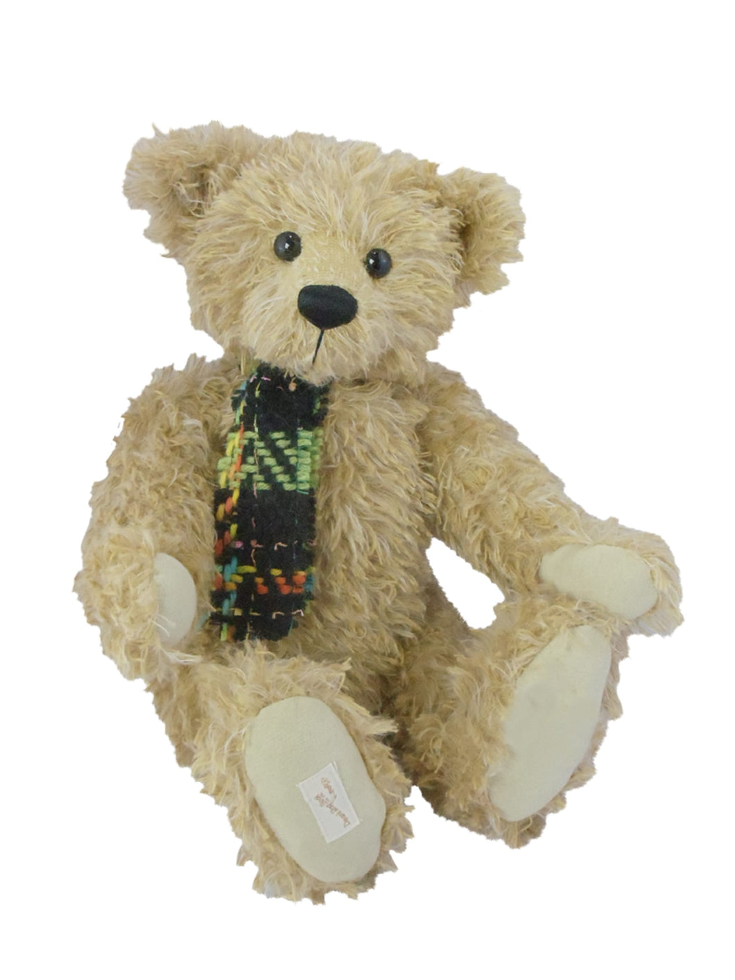 TEDDY JULIAN / DEAN'S MOHAIR LIMITED BEAR