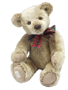 TEDDY FAULKNER / DEAN'S PLUSH LIMITED BEAR