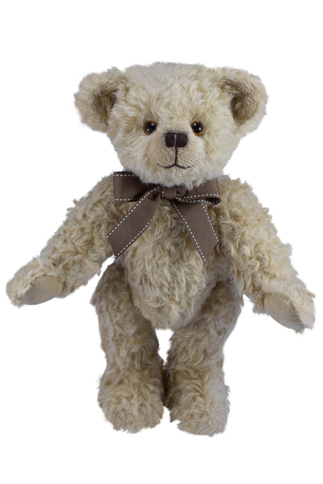 NEW: TEDDY BREEZY / DEAN'S MOHAIR LIMITED BEAR