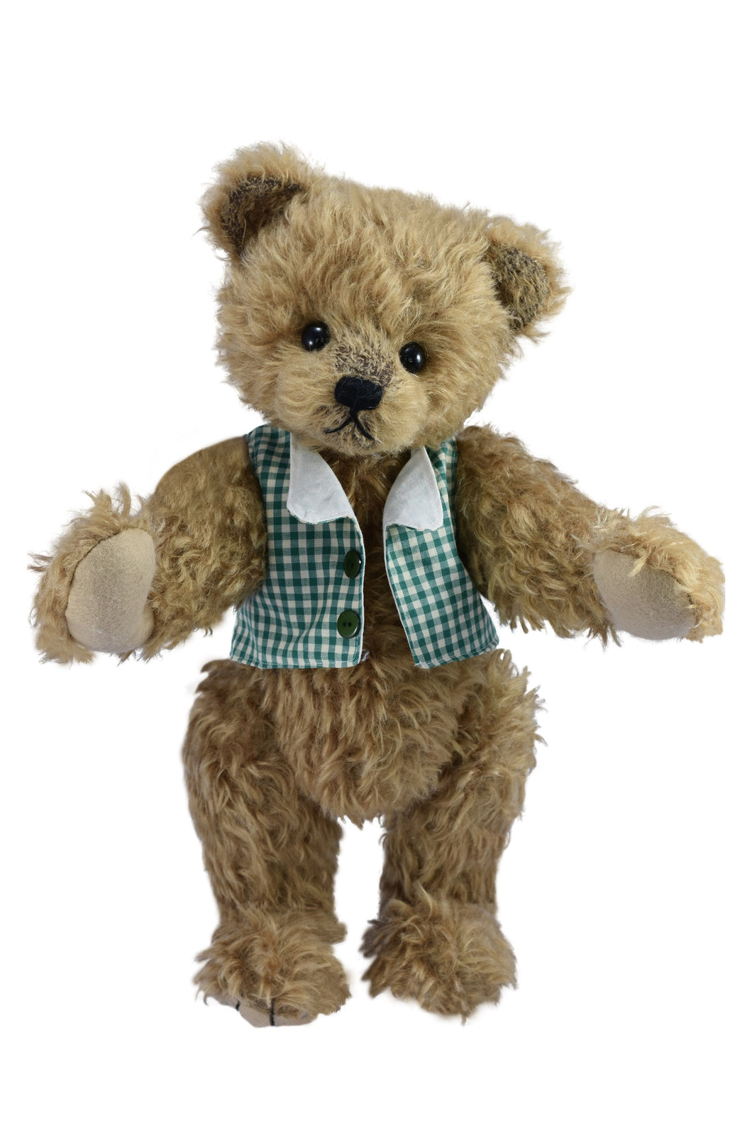 TEDDY CHESTER / DEAN'S MOHAIR LIMITED BEAR