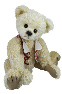 NEW: TEDDY CASPIAN / DEAN'S MOHAIR LIMITED BEAR