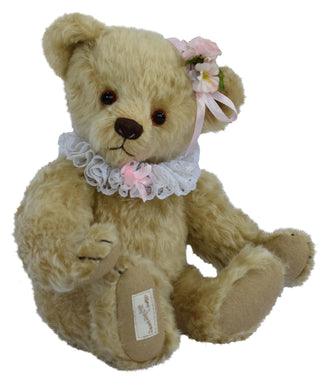TEDDY SALLY-ANNE / DEAN'S MOHAIR LIMITED BEAR