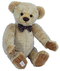 TEDDY BARLEY / DEAN'S PLUSH LIMITED BEAR