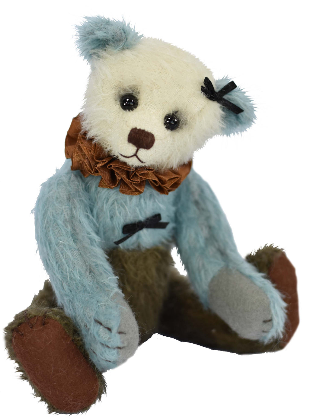 Only One Left! TEDDY MELBA / CLEMENS MOHAIR LIMITED BEAR