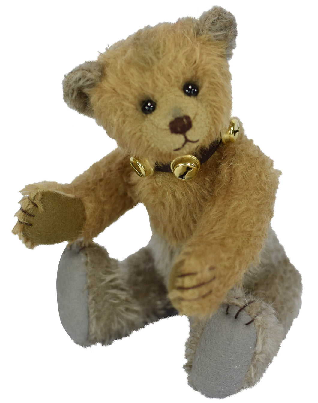 Only One Left! TEDDY MATHIS / CLEMENS MOHAIR ARTIST LIMITED BEAR