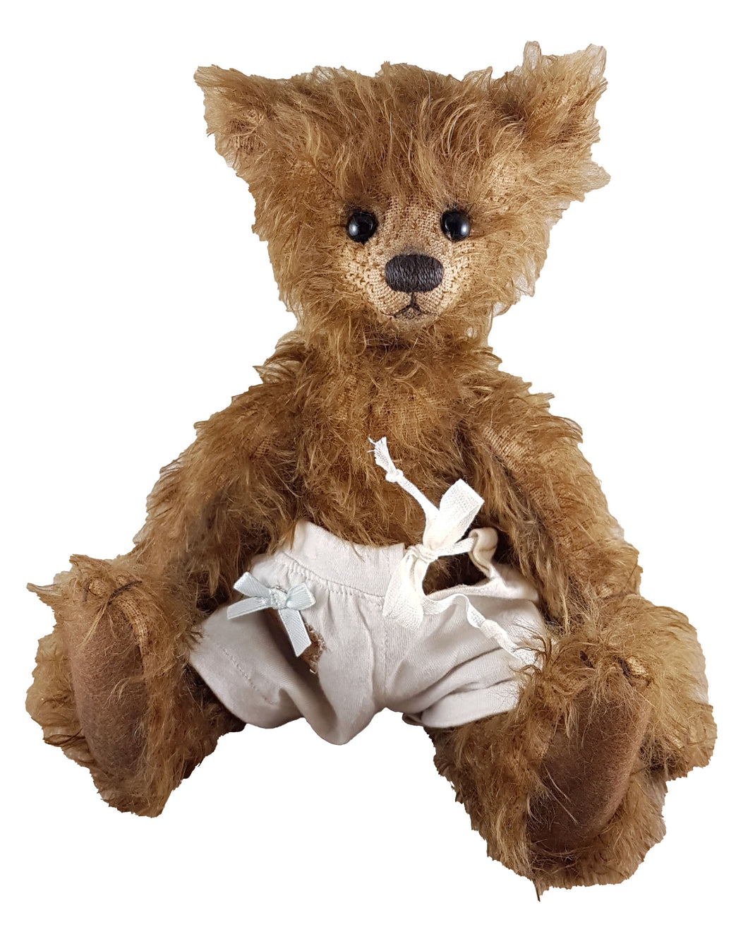 NEW 2021: TEDDY LEO / CLEMENS MOHAIR ARTIST LIMITED BEAR