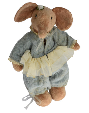 ELEPHANT FIRLEFANT / CLEMENS HIGH QUALITY LIMITED ARTIST SOFT PLUSH ELEPHANT
