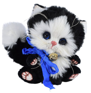 NEW: CAT FABIAN / CLEMENS HIGH QUALITY SOFT PLUSH ARTIST LIMITED