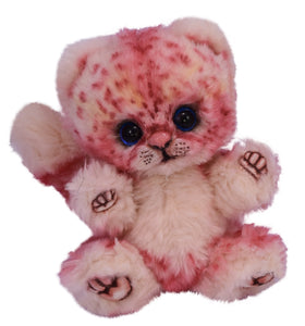 NEW: LEOPARD JASPER / CLEMENS HIGH QUALITY SOFT PLUSH ARTIST LIMITED