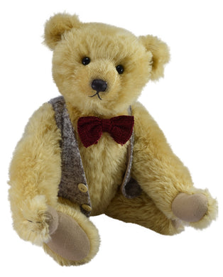 TEDDY HANS / CLEMENS 72TH ANNIVERSARY MOHAIR LIMITED BEAR