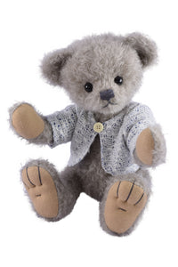 ONLY ONE LEFT! TEDDY MICHEL / CLEMENS MOHAIR ARTIST LIMITED EDITION BEAR