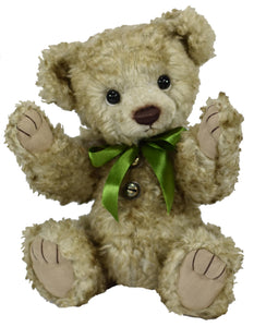 TEDDY HILGER / CLEMENS CLASSIC SOFT PLUSH BEAR