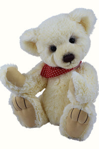 TEDDY LUKAS / CLEMENS CLASSIC SOFT PLUSH BEAR