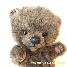 Load image into Gallery viewer, BEAR BUM / CLEMENS HIGH QUALITY SOFT PLUSH ARTIST LIMITED BEAR