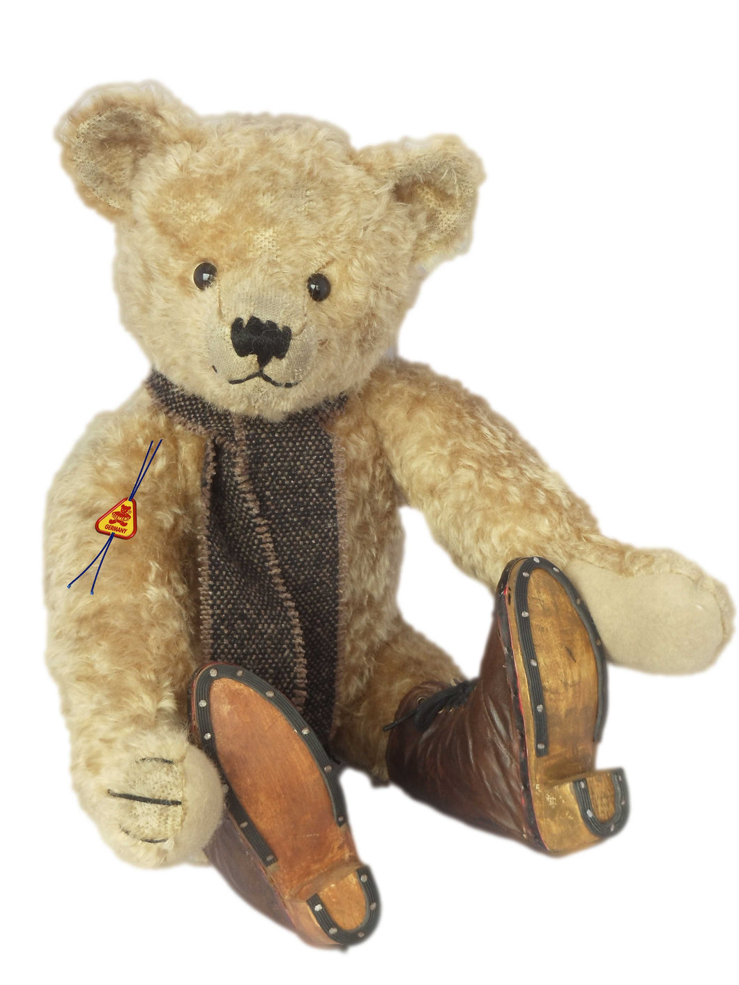 TEDDY PETER / CLEMENS 70TH ANNIVERSARY MOHAIR LIMITED BEAR