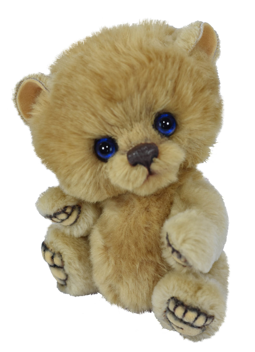 BEAR BARRY / CLEMENS HIGH QUALITY SOFT PLUSH ARTIST LIMITED BEAR