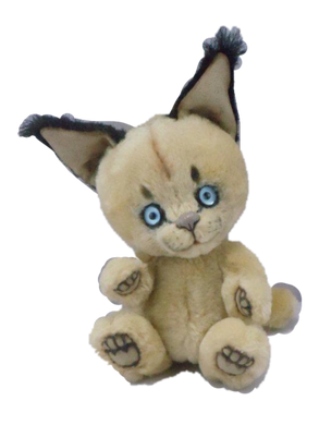 CARACAL PETE  / CLEMENS HIGH QUALITY SOFT PLUSH ARTIST LIMITED BEAR
