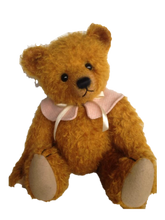 Load image into Gallery viewer, NEW 2021: TEDDY ELMO / CLEMENS MOHAIR ARTIST LIMITED EDITION BEAR