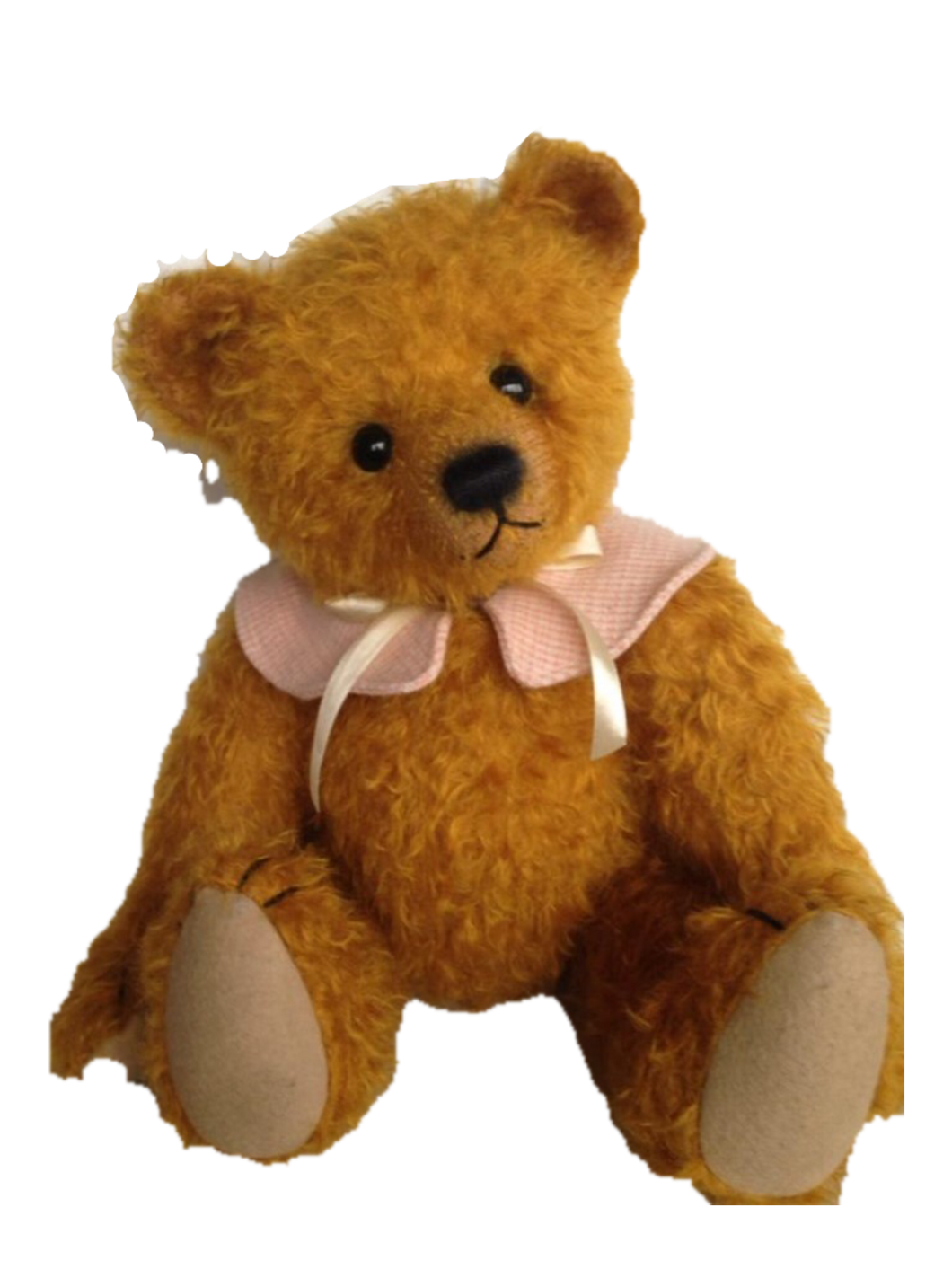 NEW 2021: TEDDY ELMO / CLEMENS MOHAIR ARTIST LIMITED EDITION BEAR