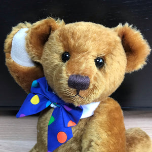 TEDDY FUDGE / DEAN'S MOHAIR LIMITED BEAR