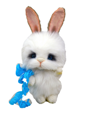 2021 NEW: BUNNY WILKO / CLEMENS HIGH QUALITY SOFT PLUSH ARTIST LIMITED RABBIT