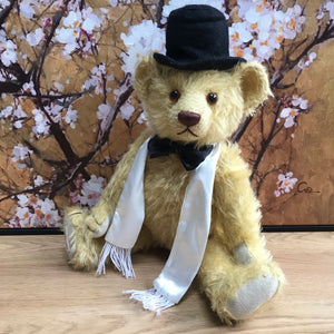 TEDDY IRVING / DEAN'S MOHAIR LIMITED BEAR