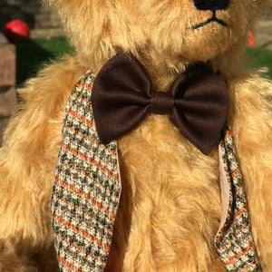 TEDDY DUSTY/ DEAN'S MOHAIR LIMITED BEAR
